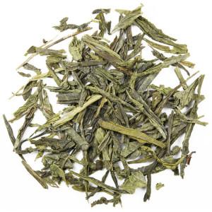 suszona zielona herbata - do parzenia