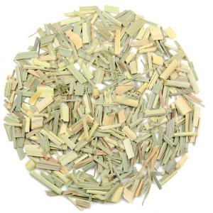 suszona trawa cytrynowa