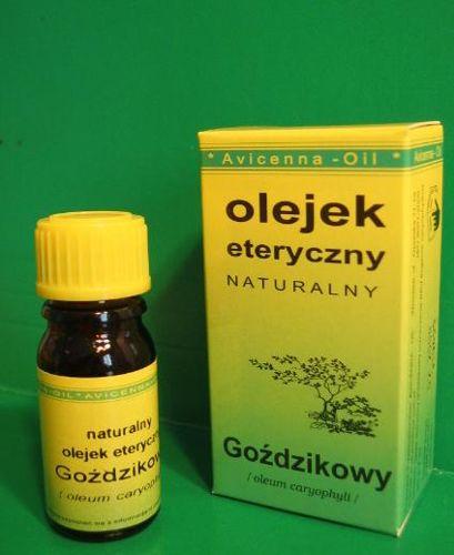 olejek goździkowy