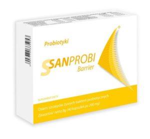 popularne probiotyki sanprobi